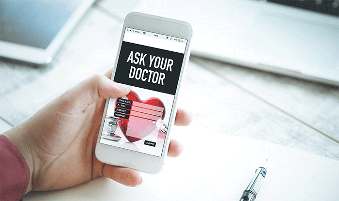 Schedule and Pay for Your Physical with the Push of a Button